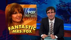 """Fantastic Mrs. Fox- """"Just because I walked into a turd supermarket, doesn't mean I have to buy anything."""" -John Oliver Well said my friend, don't listen to this nutjob."""