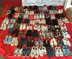 Used Shoes For Sale We Are Wholesale Supplier Of Used Shoes You Can Order Used Shoes From Our Website Usedshoes Clothes Wholesale Shoes