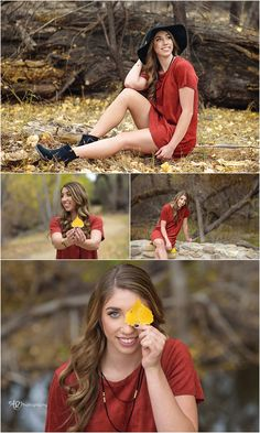 Oh Bailee. This girl sure knows how to make people laugh. Out of all the applications I got for the ART Senior Model team this year, hers ha...