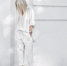 Figtny all white