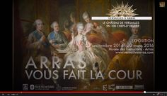 The Château de Versailles in 100 masterpieces - the Arras Gallery of 27 Sept. March 20, 2016
