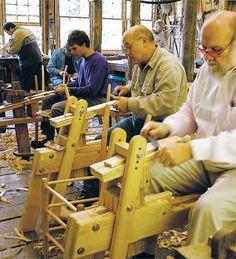 Build a Shaving Horse: DIY Hybrid Shaving Horse Plans