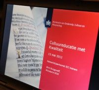 Rijk zet in op cultuureducatie   interne cultuurcoördinator