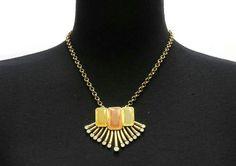 Mira este artículo en mi tienda de Etsy: https://www.etsy.com/listing/229356300/metal-high-quality-statement-necklace