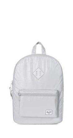 Herschel Heritage Backpack Silver Reflective Rubber