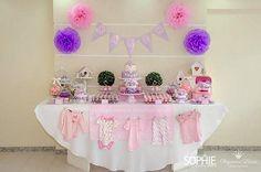 pink baby shower decorations - Google 検索