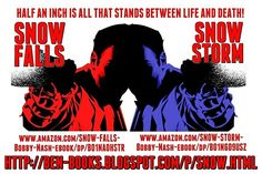 It's snowing in Georgia! Abraham Snow is back! Get in on the action!   Snow Falls - www.amazon.com/SNOW-FALLS-Bobby-Nash-ebook/dp/B01NAOHSTR  Snow Storm - www.amazon.com/SNOW-STORM-Bobby-Nash-ebook/dp/B01N6O9USZ  http://ben-books.blogspot.com/p/snow.html