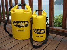 totally sand-proof and water-proof bags.