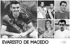 No dia 22 de junho de 1933, nascia no Rio de Janeiro um craque brasileiro que também se tornou ídolo dos maiores rivais do futebol espanhol: Evaristo de Macedo