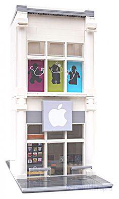 European-style store