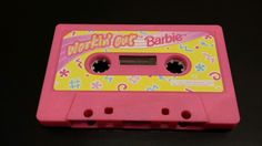 Workin' Out Barbie 1996 Cassette Tape Only #Barbie #Accessories