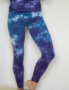 57835728466 Items similar to Hand Dyed leggings