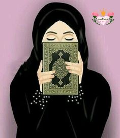 The scarf is central to the part from the clothing of women with hijab. Because it is the most essential item Girly M, Cartoon Girl Images, Cute Cartoon Girl, Dc Superhero Girls Dolls, Sarra Art, Muslim Images, Hijab Drawing, Islamic Cartoon, Anime Muslim