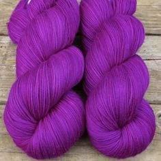 Violaceous - Yowza   Miss Babs Hand-Dyed Yarns & Fibers, Inc.