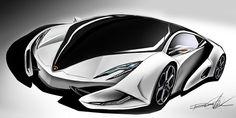 New Centenario LP770-4 renders - the STORY on LamboCARS.com