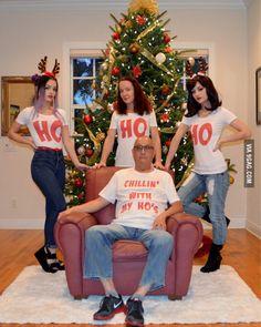 This Familys Christmas Photo
