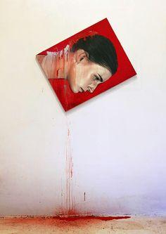 paintings by Erik Jones