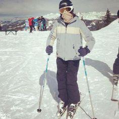 Queer Vegan Food skiing at Copper Mountain in Colorado! #skiing #vegan #colorado #snow