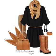 """Casual Indressme Dress Contes"" by amabiledesigns on Polyvore"