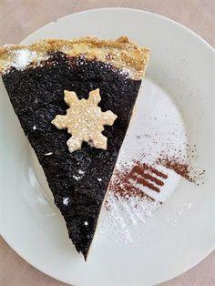 Dětem zdravě: Tvarohovo - povidlový koláč (vhodný od 1 roku)
