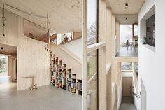 Haus Hohlen, Dornbirn, Austria, Jochen Specht