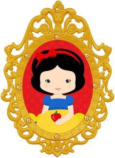 Snow White Invitations, Snow White Characters, Ice Bear We Bare Bears, Snow White Birthday, White Centerpiece, Snow White Disney, Disney Frozen Elsa, Art Impressions, Fiesta Party