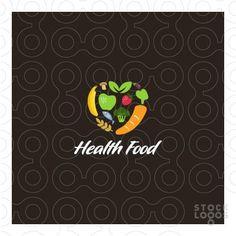 health food logos - Google Search