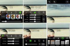 Bildbearbeitungs App fürs IPhone   tadaa © Anne Koch