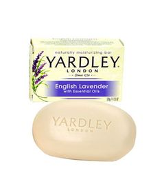 My mother always stuck bars of this in our linen closet, so the sheets would smell like lavender.  To this day, it's one of my favorite smells.