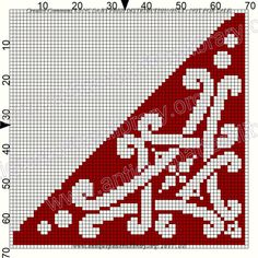 ru / Фото - Le Filet Ancien I - gabbach Cross Stitch Tree, Cross Stitch Charts, Cross Stitch Designs, Cross Stitch Patterns, Needlepoint Stitches, Embroidery Stitches, Needlework, Embroidery Books, Crochet Doily Patterns