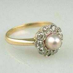 I found my dream engagement ring! Haha