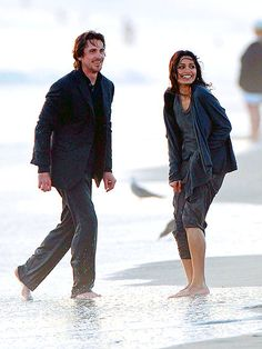 CHANGING TIDES  photo | Christian Bale, Freida Pinto
