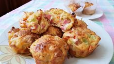 Quiche, Savory Muffins, Greek Cooking, Cookie Frosting, Food Platters, Appetizers For Party, Cupcake Cakes, Cupcakes, Kids Meals