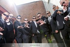 Wedding Photography Ideas : Groomsmen