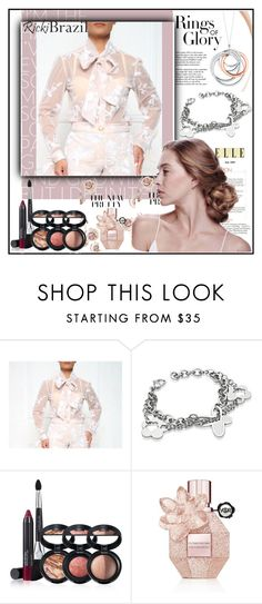 """""""Ricki Brazil"""" by lip-balm ❤ liked on Polyvore featuring Tiffany & Co., Laura Geller, Viktor & Rolf and rickibrazil"""