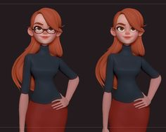 First sculpt using zbrush the new gizmo is amazing. 3d Model Character, Female Character Design, Character Modeling, Character Design Inspiration, Character Concept, Character Art, Character Design Animation, Character Design References, Zbrush