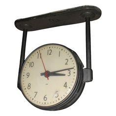 IBM Industrial Clock - $1,250