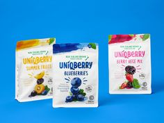 Uniqberry on Packaging of the World - Creative Package Design Gallery