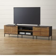 """Rigby 80.5"""" Large Media Console with Base 