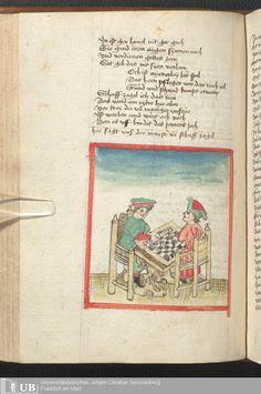 214 [102v] - Ms. germ. qu. 6 - Der Renner - Page - Mittelalterliche Handschriften - Digitale Sammlungen Schwaben, [1446; um 1450]