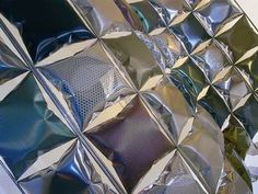 Inflated metal screen | Full Blown Metals Limited. #interiors #design #interiordesignmagazine #interiors #metals #BoYwinner