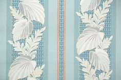 1930s Botanical Vintage Wallpaper – Hannah's Treasures Vintage Wallpaper