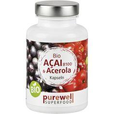 ACAI 8100 & Acerola - Premium BIO Acai und Bio Acerola
