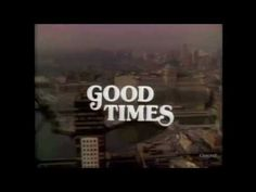 THEME SONG: Good Times -TRVIA: Esther Rolle left the show after the 1976-1977 season due to her displeasure with the what she saw as the character of J.J. being a bad role model for young blacks. She returned at the beginning of the 1978-1979 season after the producers guaranteed that they would make J.J. a more respectable character.