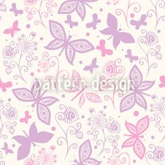 Find Seamless Pattern Butterflies Flowers stock images in HD and millions of other royalty-free stock photos, illustrations and vectors in the Shutterstock collection. Cute Butterfly, Butterfly Pattern, Butterfly Flowers, Butterflies, Pattern Images, Vector Pattern, Pattern Design, Butterfly Ornaments, Fairy Tales