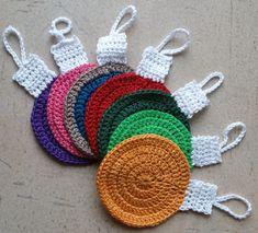 Crochet Ornament Patterns, Crochet Snowflake Pattern, Christmas Crochet Patterns, Diy Christmas Decorations Easy, Crochet Christmas Ornaments, Christmas Knitting, Holiday Decor, Etsy Christmas, Christmas Crafts
