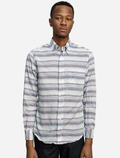 Horizontal Striped Shirt from Rooney #poachit