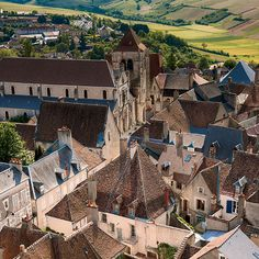 Sancerre - The Other Loire Valley... I lived in an apartment just below the Tour de fiefs for a month immersed in the language, food, and wine. Explored surrounding quaint towns as well. Highly recommended for those who only knows to visit Paris and want to explore more of France. I love Paris, but didnt fall in love with France until discovering the countryside....