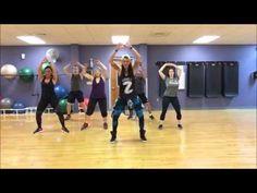 Zumba® with LO - *All Di Girls* - YouTube