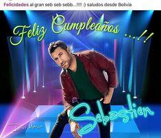 Happy birthday wishes from Marco Antonio Gomez Aguirre  #wecameheretolove #wecameheretolovetour #sebsoloalbum #seblive #teamseb #sebdivo #sifcofficial #ildivofansforcharity #ildivo #sebastienizambard #singer #band #popstar #vip #musiclovers #music #composer #producer #artist #charityambassador #instagood #instamusic #carlosmarin #davidmiller #ursbuhler #castlesandcountrytour #timeless #timelesstour #sebstour